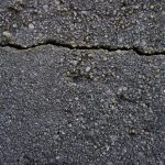 Asphalt Pavement Crack Sealing
