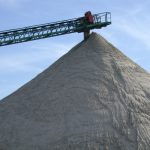 Sand for Snow and Ice Control