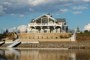 A Picture of the Glastonbury Boat House