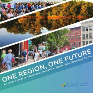 Sustainable Knowledge Corridor Action Plan - One Region One Future